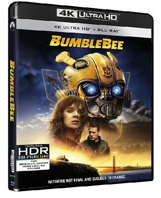 |1124540| Movie - Bumblebee  [Blu-Ray x 2] Sigillato