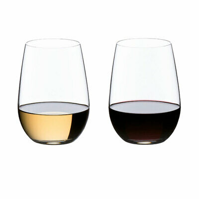 Riedel O Wine Tumbler Sauvignon Blanc/ Riesling 13-Ounce Set of 2