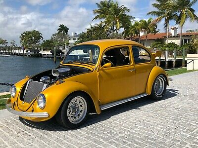 1970 Volkswagen Beetle - Classic  1970 Volkswagen Beetle V8 Small Block Chevy Street Rod - VIDEOS ADDED!