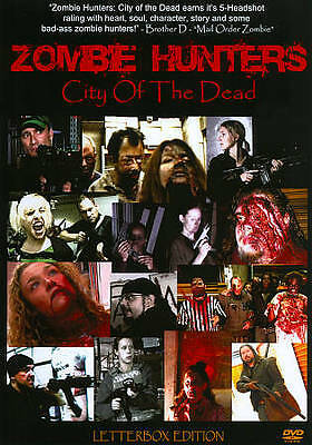 Zombie Hunters: City Of The Dead (Season 1, Vol 2, Episodes 5-8) / NTSC / DVD