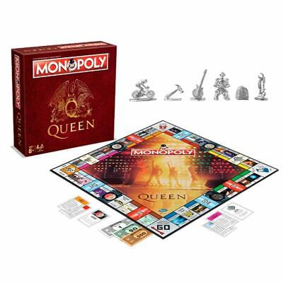 Queen Monopoly Board Game Brand NEW Sealed