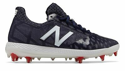 new arrival d672e 49823 New Balance COMPv1 Baseball Cleats - Navy Blue - COMPTN1