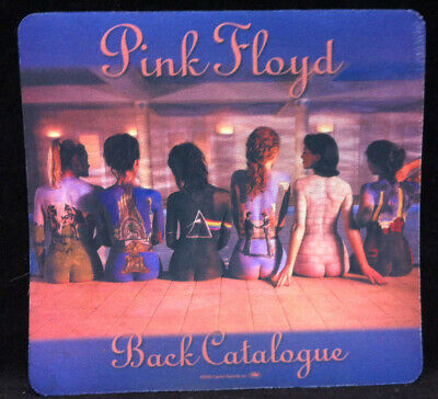 PINK FLOYD Back Catalogue 2000 Promo Computer Mouse Pad