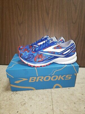 fbdeadfabca Brooks LAUNCH 4 Boston Marathon 2017 running shoes Lobster women s US 7.5