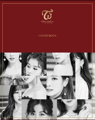TWICE Twice JPN DOME TOUR 2019 #Dreamday Live Official Photobook from JPN F/S