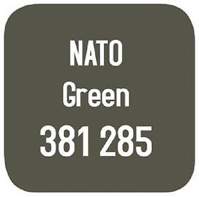 Camo Nato Green BS285 Land Rover Tractor Military Vehicle Paint