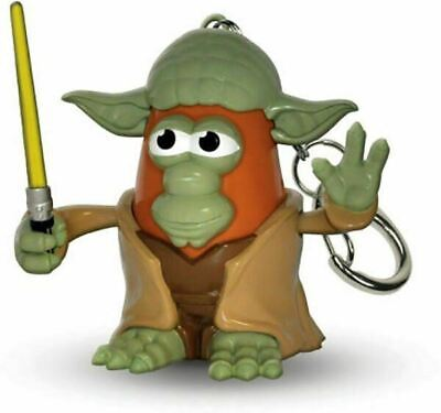 cake top chain Star Wars YODA Figure for Key chain decoration W//loop