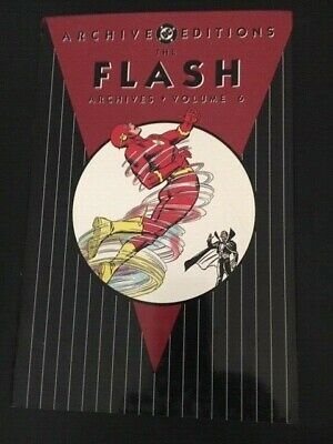 DC Archives The Flash Vol 6 Hardcover 2012 NM Unread