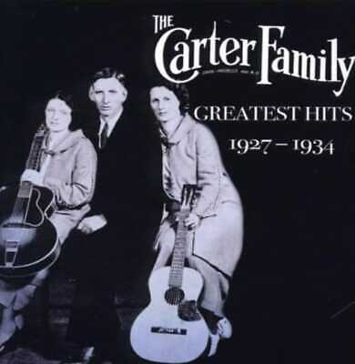 The Carter Family: Greatest Hits 1927-34 NEW CD