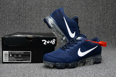 NIKE VaporMax Air Max 2018 men's running shoes Deep blue US7-11