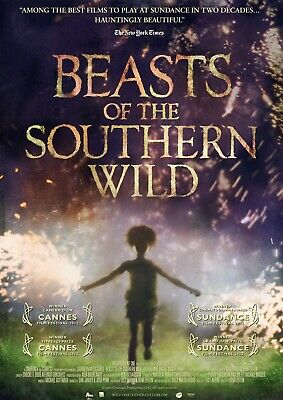 Beasts Of The Southern Wild DVD - DISC ONLY - no case (Fast & Free Postage)