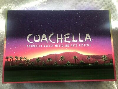 Coachella Valley Music and Arts Festival Weekend  1 VIP Ticket