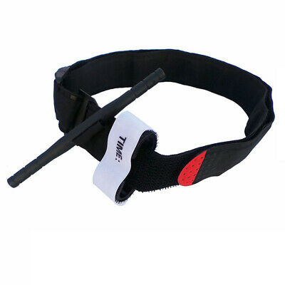 First Aid Tourniquet Medical Emergency Buckle Quick Slow Release Strap Black US