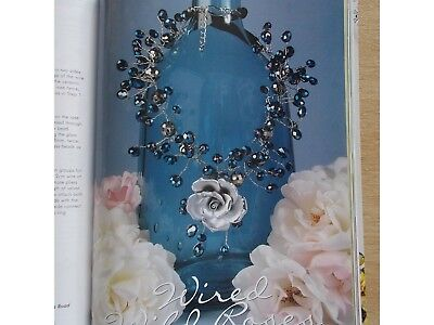 Creative Beading Vol 6 #1~60 Projects~Jewellery~Watch~Spirals~Frangipani Tree~
