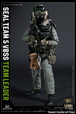 Damtoys Action Figures Green Gloves #1-1//6 Scale VBSS Team Commander