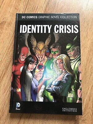 Identity Crisis Special Edition 5 EAGLEMOSS DC Comics Graphic Novel Collection