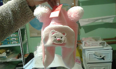 Vêtements, accessoires Baby clothes GIRL premature/tiny<6lbs/2.7kg George white pink heart babygrow