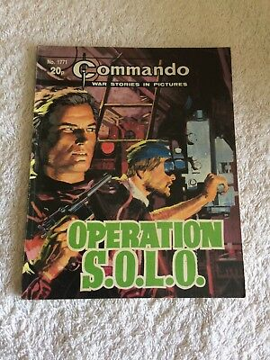 High Grade Commando Comic Number 1771 VFC