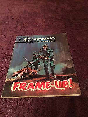 High Grade Commando Comic Number 1068 VFC