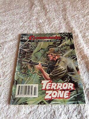 High Grade Commando Comic Number 2673