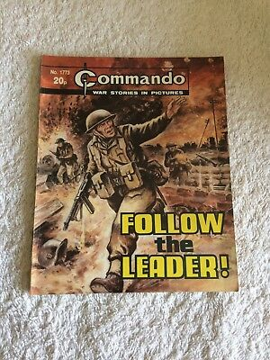 High Grade Commando Comic Number 1773 VFC