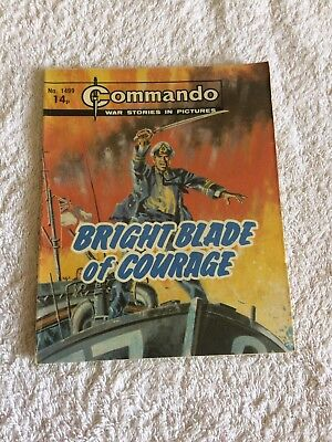 High Grade Commando Comic Number 1499 VFC