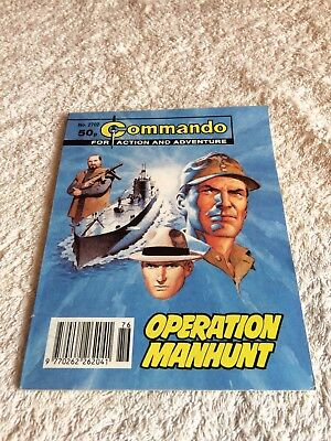 High Grade Commando Comic Number 2702