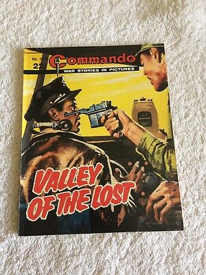 High Grade Commando Comic Number 1876 VFC