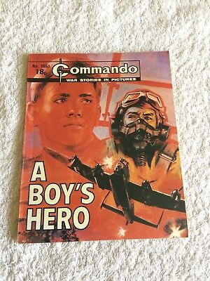 High Grade Commando Comic Number 1653 VFC