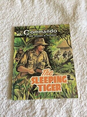 High Grade Commando Comic Number 1874 VFC