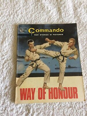 High Grade Commando Comic Number 1498 VFC