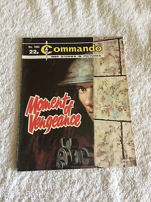 High Grade Commando Comic Number 1883 VFC