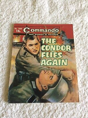 High Grade Commando Comic Number 1669 VFC