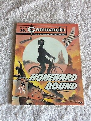 High Grade Commando Comic Number 2069 VFC