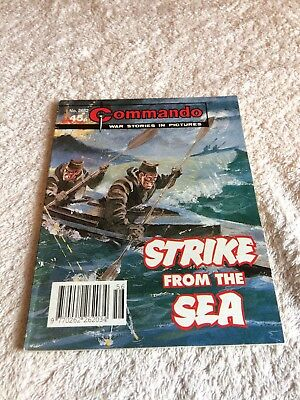 High Grade Commando Comic Number 2682
