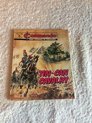 High Grade Commando Comic Number 1160