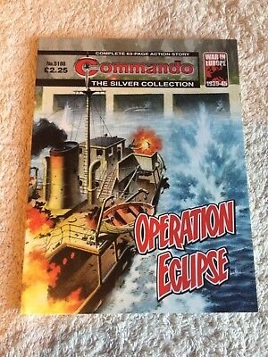 Latest   Commando Comic Number 5198  Mint Condition