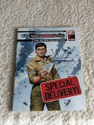 High Grade Commando Comic Number 5082