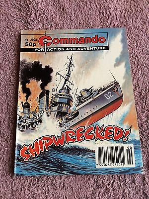 High Grade Commando Comic Number 2908 VFC