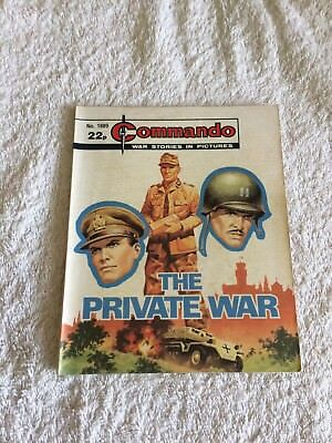 High Grade Commando Comic Number 1889 VFC