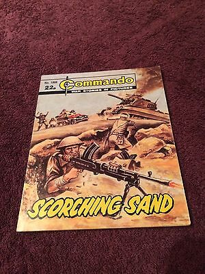 High Grade Commando Comic Number 1866 VFC