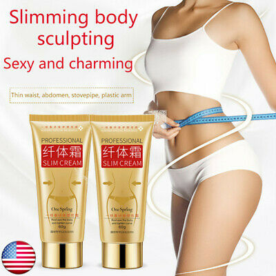 Anti Cellulite Removal Cream Fat Burning Slimming Muscle Relaxer