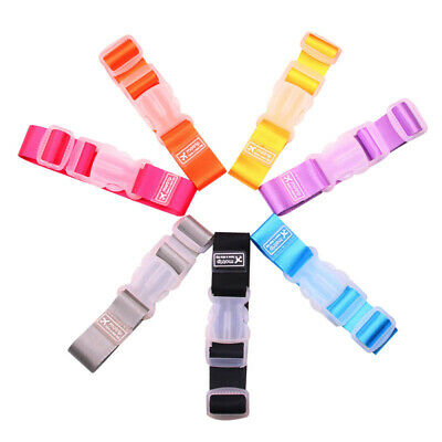 Hot Protable Buckle Nylon Straps Luggage Straps Suitcase Hanging Accessories