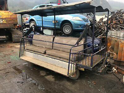 Seated Towable Buggy / Carriage