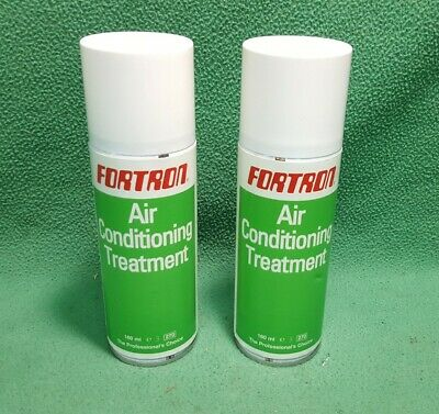 2X FORTRON AIR CONDITIONING TREATMENT 160ml NEW GENUINE