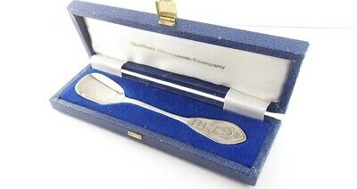 Collectors Item Silver Jubilee  Spoon  Hallmarked Sheffield 1977 Limited Edition