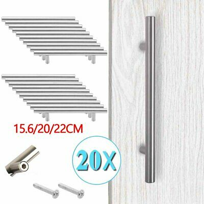 Door Hardware & Locks 96mm Brushed Steel GTV 20 x Bow