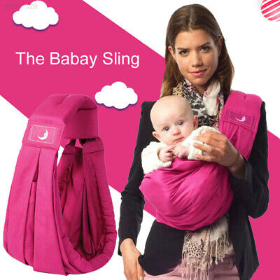 b4208468407 16F6 Comfortable Carrier Baby Carrier Belt Wrap Cotton Baby Sling Carrier