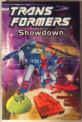 Transformers TPB Showdown (Titan 2002) Hi grade first print.