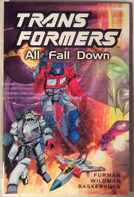 Transformers TPB All Fall Down (Titan 2002) Hi grade.